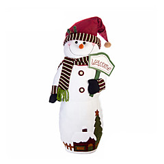 Christmas Decorations Christmas Gifts Toys Snowman Furnishing Articles Boys' Girls' Pieces