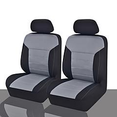 ユニバーサルカーシートカバーフロント2シートカバーは、ほとんどの車に適合します