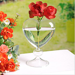 cheap -Glass Table Center Pieces-Non-personalized Vases Piece/Set Wedding Reception