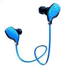 billige Bluetooth-hodetelefoner-Zonoki S1 I øret Halsbånd Trådløs Hodetelefoner Elektrostatisk Plast Sport og trening øretelefon Med mikrofon Headset