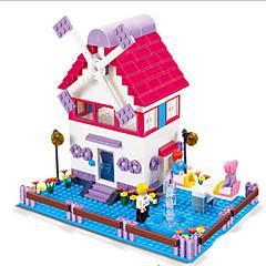 Tue so als ob du spielst Windmühle Spielzeugautos Spielzeuge Windmühle Transformierbar Stücke