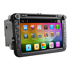 cheap Car DVD Players-Bonroad Android 6.0 RAM2G ROM16G 4 Nuclear 1024*600 support WIFI 4G Internet traffic record Passat Golf Tiguan Volkswagen universal Bluetooth radio