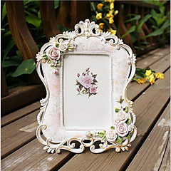 cheap Frames & Albums-Wedding Photo Frame Wedding Favors & Gifts Classic Theme Floral Theme