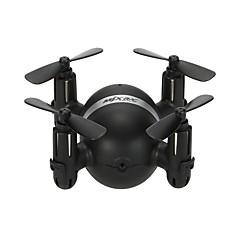 RC Drone MJX MJX X909T 4 Kanaler 6 Akse 5.8G Med kamera Fjernstyrt quadkopter LED-belysning En Tast For Retur Hodeløs Modus Flyvning Med