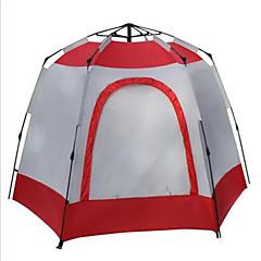 Soaring® 5-8 osoba Shelter & Tarp Šator Dvaput šator za kampiranje Jedna soba Automatski šator Prozračno Vodootporno Quick dry