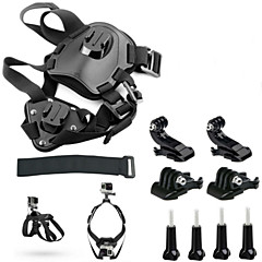 Action Camera Dog Harness Screw Straps Mount / Holder All in One Dogs & Cats For Action Camera All Gopro Gopro 5 Xiaomi Camera SJCAM