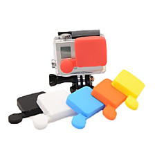 tanie Akcesoria do GoPro-etui Nakładka na obiektyw Wodoszczelna obudowa Wodoodporne Dla Action Camera Gopro 3 Gopro 3+ Univerzál AUTO Wojskowy Sporty na śniegu