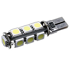 ieftine Lumini LED de Mașină-SO.K T10 Mașină Becuri 1 W LED Performanță Mare 13 Lumini de interior