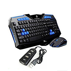 gaming Mouse 2400 gaming toetsenbord Other F1