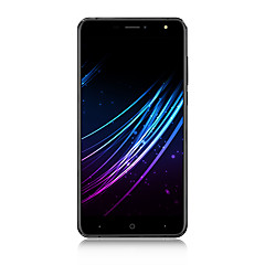 billiga Mobiltelefoner-DOOGEE DOOGEE X7 5.6-6.0 6.0 tum 3G smarttelefon ( 1GB + 16GB 13 MP MediaTek MT6580 3700mAh mAh )