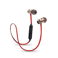 Nøytral Produkt BTE-01 Øreplugger (i øret)ForMedie Avspiller/Tablett Mobiltelefon ComputerWithMed mikrofon DJ Lydstyrke Kontroll FM Radio