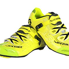 BOODUN/SIDEBIKE® J050179 003 Cycling Shoes Road Bike Shoes Cycling Shoes With Pedal & Cleat Men'sAnti-Slip Wearable Breathable Wearproof