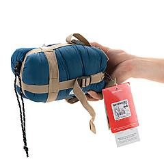 Saco de dormir Retangular 20 ° C Mini Manter Quente Portátil Ultra Leve (UL) 190X70 Equitação Campismo Multifunções Exterior Viagem