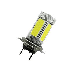 olcso -2db 6000K nagy teljesítményű h7 csutka vezetett ködlámpa vezetés fényszóró lámpa izzó fehér 12-24V