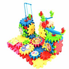 Hračky pro chlapce Discovery hračky Stavební bloky Vzdělávací hračka Puzzle Plast