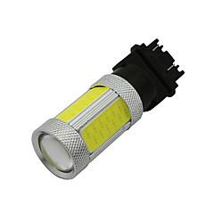2x3157 3156 cob ledet reversere backup lys for ford f150 ranger høy effekt 25W hvit