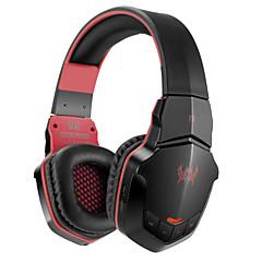 お買い得  Bluetoothヘッドセット-KOTION EACH B3505 ワイヤレス ヘッドホン 圧電性 プラスチック 携帯電話 イヤホン ボリュームコントロール付き / マイク付き / 光る ヘッドセット