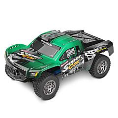 Radiostyrt Bil WL Toys 12403 2.4G Bil Off Road Car Høyhastighet 4WD Driftbil Vogn 1:12 Børste Elektrisk 45 KM / H Fjernkontroll Oppladbar