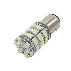 10倍の白い60smd 3528は、新しいT25 1157 bay15dブレーキ停止信号光ランプ電球を主導しました