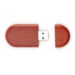 baratos Pen Drive USB-4GB unidade flash usb disco usb USB 2.0 De madeira Wooden