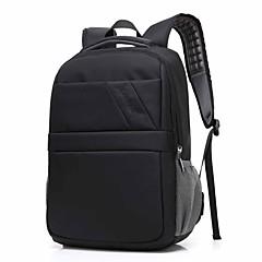 """billiga Laptop Bags-Textil Ensfärgat Ryggsäckar 15 """"bärbar dator"""