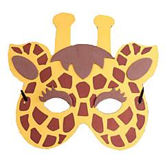 tanie Zabawki nowoczesne i żartobliwe-Maski na Halloween Maska zwierzęca Zabawki Jeleń Plastikowy Motyw horroru Kreskówka 1 Sztuk Dla obu płci Karnawał Dzień Dziecka Bal