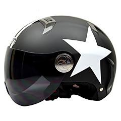 tanie Kaski i maski-BEON Braincap Doroślu Dla obu płci Kask motocyklowy Nieparujący / Oddychający
