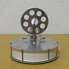 Modèle de moteur-moteur Stirling machine Jouets Découverte & Science Jouets Circulaire Niveau professionnel 1 Pièces