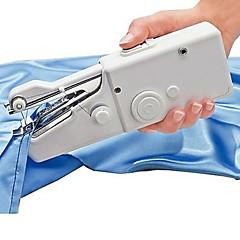levne Nářadí a vybavení-Nový přenosný domácnost praktický steh elektrický mini kapesní šicí stroj