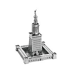 Sets zum Selbermachen 3D - Puzzle Holzpuzzle Metallpuzzle Spielzeuge Turm Berühmte Gebäude Architektur 3D Heimwerken Einrichtungsartikel