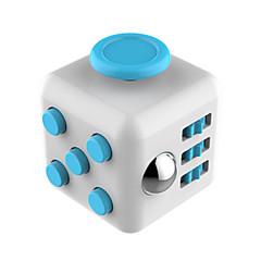 Fidget 데스크 장난감 Fidget Cube 장난감 ADD, ADHD, 불안, 자폐증 완화 오피스 데스크 완구 살생 시간 스트레스와 불안 완화 초점 장난감 광장 조각 크리스마스 어린이날 새해 선물