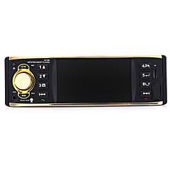 billiga DVD-spelare till bilen-4019b 4,1 tum en DIN bilradion auto ljud stereo 1DIN usb aux FM-radiostation bluetooth med backkamera fjärrkontroll