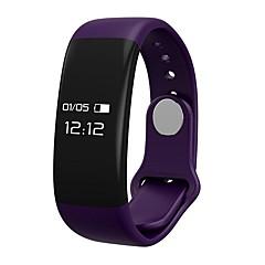 tanie Inteligentne zegarki-Inteligentne Bransoletka YYH30 na Android iOS NFC Bluetooth Sport Pulsometry Ekran dotykowy Spalonych kalorii Długi czas czuwania Rejestrator aktywności fizycznej Rejestrator snu siedzący / iPhone