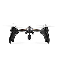 billiga Leksaker och spel-RC Drönare WL Toys Q393-C 4 Kanaler 6 Axel 2.4G Med HD-kamera 720P Radiostyrd quadcopter LED Lampor Retur Med Enkel Knapptryckning