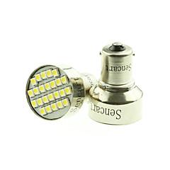 billige Baklys til bil-SENCART 1156 Bil Elpærer 3W W SMD 3528 240lm lm LED Blinklys ForUniversell