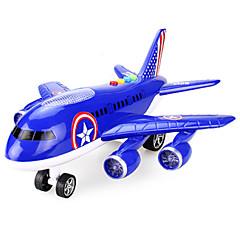 Brinquedos Musicais Carrinho de Fricção Carros de brinquedo Brinquedos Brinquedos Aeronave 1 Peças Unisexo Rapazes Dom