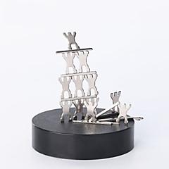 tanie Zabawki magnetyczne-Zabawki magnetyczne Klocki Rzeźba 1pcs Zabawki Fason europejski Cylindryczny Prezent