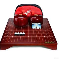 Deskové hry Chess Game Hračky Kulatý Pieces Nespecifikováno Dárek