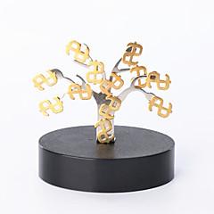 tanie Zabawki magnetyczne-Zabawki magnetyczne 1 Sztuk MM Zabawki magnetyczne Klocki Rzeźba Zabawki wykonawcze Puzzle Cube na prezent