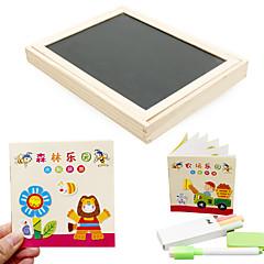 Vzdělávací hračka Puzzle Hračky Děti Dětské 1 Pieces