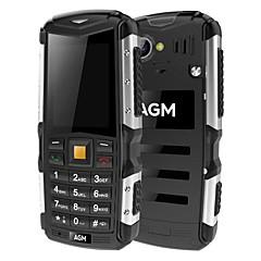 billiga Mobiltelefoner-AGM AGM M1 ≤3 tum / ≤3.0 tum tum 3G smarttelefon (<256MB + Övrigt 2 mp Annat 2570 mAh mAh)