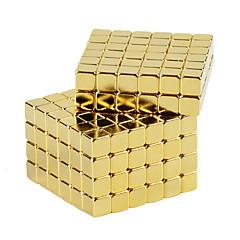 Brinquedos Magnéticos Cubos Mágicos Alivia Estresse 64 Peças 5mm Brinquedos Magnética Quadrada Dom