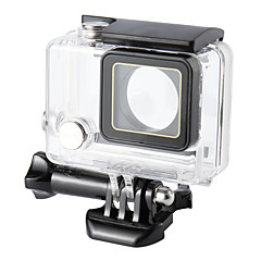 cheap Accessories For GoPro-Protective Case Waterproof Housing Case Waterproof 45M For Action Camera Gopro 4 Gopro 3 Gopro 3+ Camping / Hiking Ski / Snowboard Diving