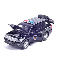 Carrinhos de Fricção Carros de brinquedo Veiculo de Construção Carro de Polícia Brinquedos Pato Carro Liga de Metal Peças Unisexo Rapazes