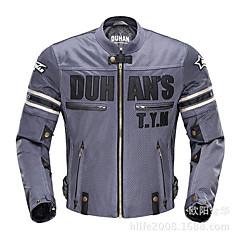 tanie Kurtki motocyklowe-DUHAN Ceket Tekstylny Na każdą porę roku Větruodolné Motocykle paski nerkowe