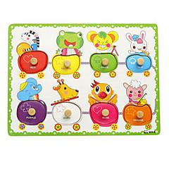Puzzle Hračky Obdélníkový Kachna Unisex Chlapci Pieces