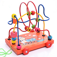 Stavební bloky Vzdělávací hračka Autíčka Hračky Komiks Pieces Děti Dětské Dárek
