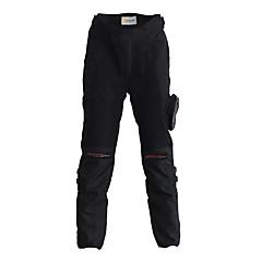 ratsastus heimo Moottoripyöräily pitkät housut musta moton motocross suojaava moottoripyörä maastoajolle housut housut hp-02