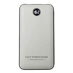 strømbank eksternt batteri 5/2.4 9/2V #A Batterilader Flere utganger LED