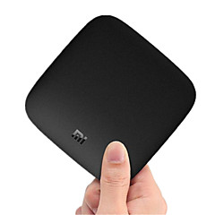 お買い得  TVボックス-Xiaomi Mi Box (MDZ-16-AB) TV Box Android6.0 TV Box Cortex-A53 2GB RAM 8GB ROM クアッドコア